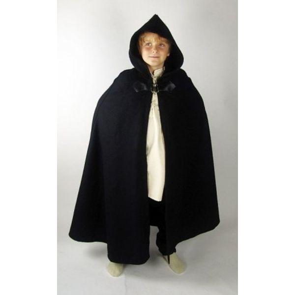 Woollen children's cloak Rowan