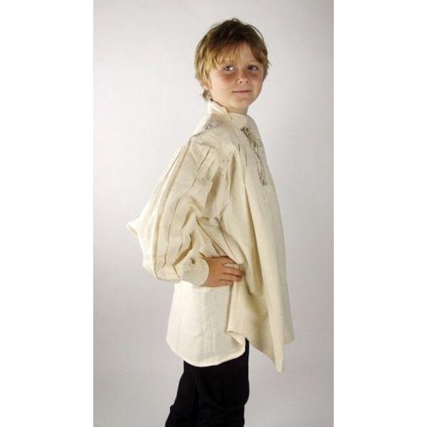 Camisa de niño medieval