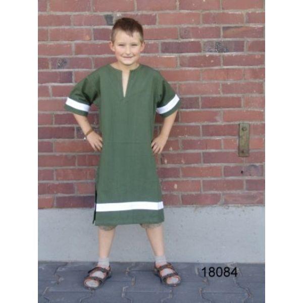 Short boy's tunic