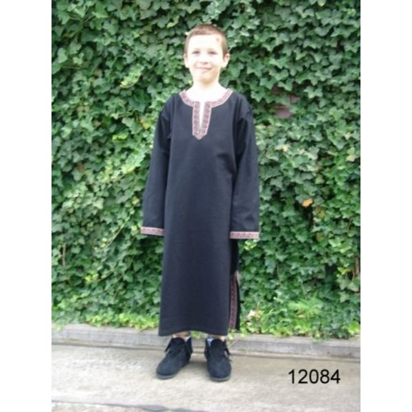 Celtic boy's tunic with long sleeves