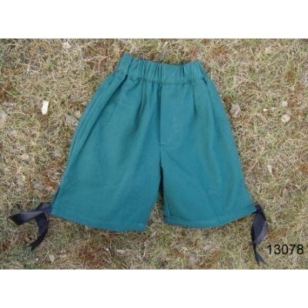 Pantaloni da tre quarti del ragazzo