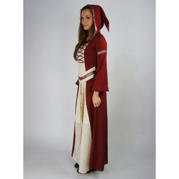 o vestido da menina Eara