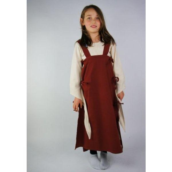 Pigens kjole Fand