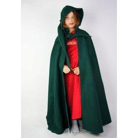 Children's cloak with hood