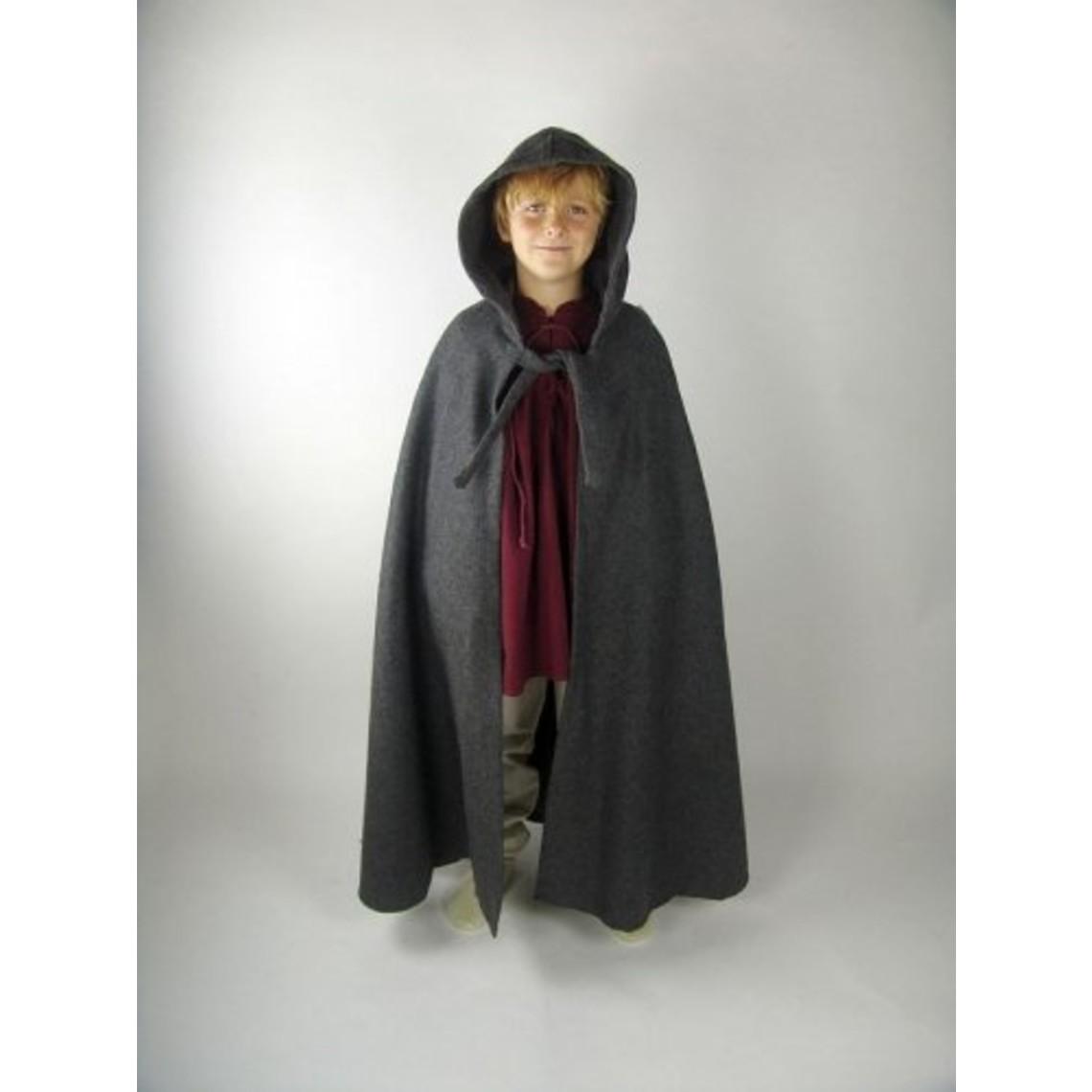 Leonardo Carbone Capa para niños con capucha