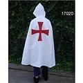 Leonardo Carbone Capa para niños Templarios