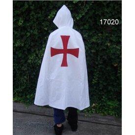 Płaszcz dziecięcy Templariusz