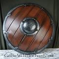 Epic Armoury LARP Vikingschild 50 cm