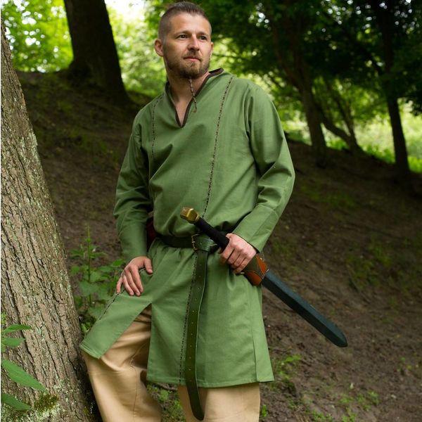 Epic Armoury Elven verde túnica