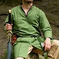 Epic Armoury Elfentuniek groen