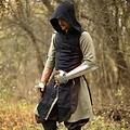Epic Armoury Abrigo sin mangas Assassins Creed, marrón oscuro