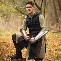 Abrigo sin mangas Assassins Creed, marrón oscuro