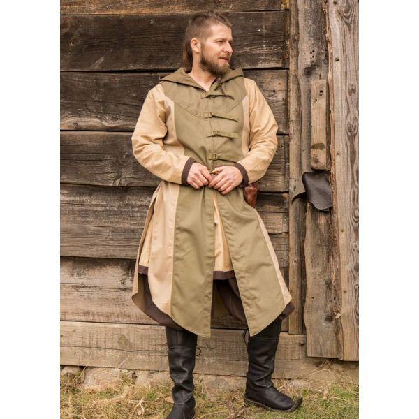 Epic Armoury Ærmeløs frakke Assassins Creed, grøn-sand