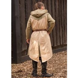 Płaszcz bez rękawów, Assassins Creed, zielono-piaskowy
