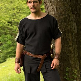 Epic Armoury Roman tunic with boat neck black