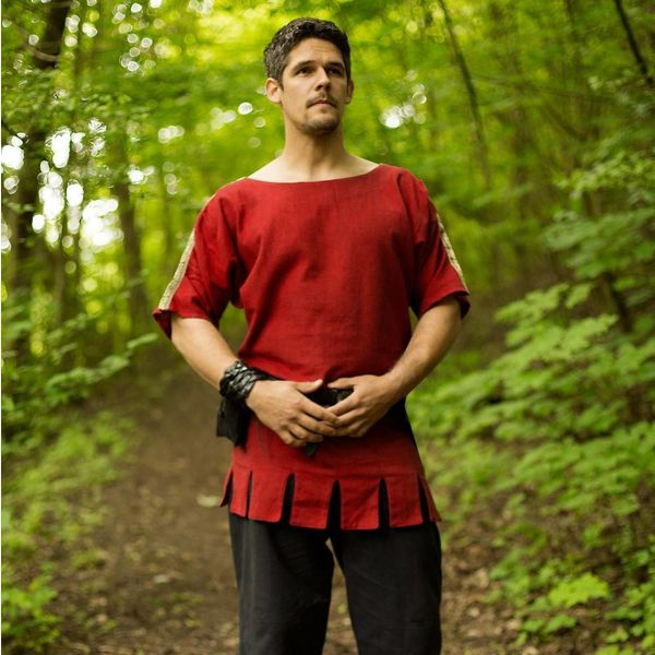 Epic Armoury Roman tunic with boat neck