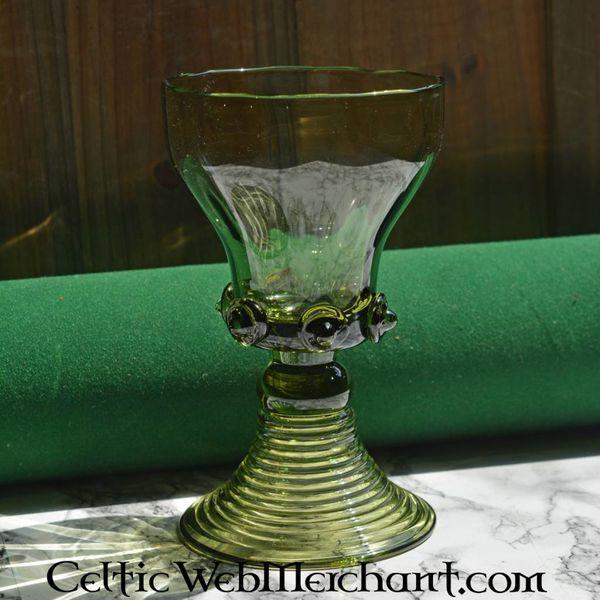 16de-17de eeuws Italiaans glas