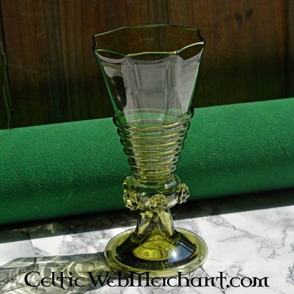 16de-17de eeuws Renaissanceglas