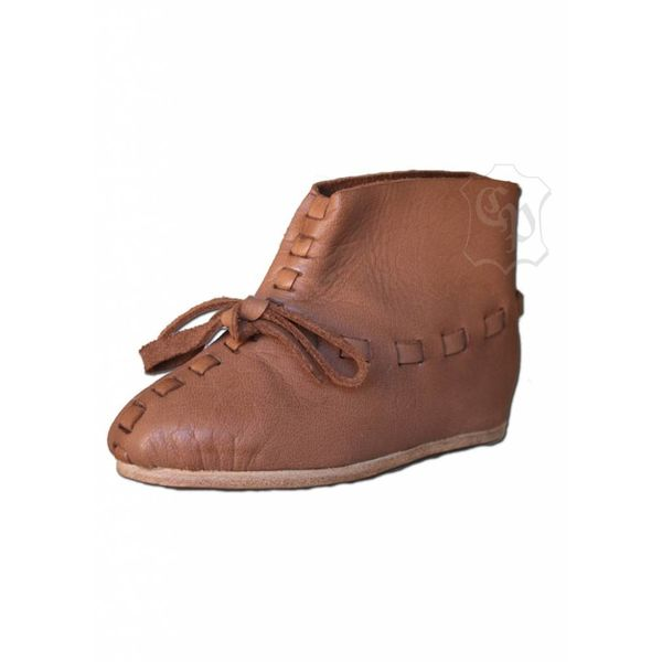 Medieval children's shoes