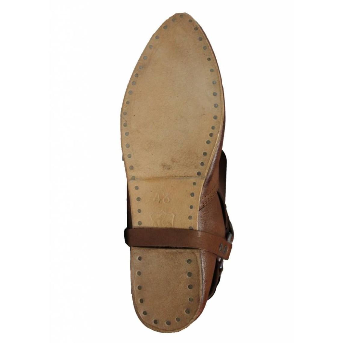 15-ta 16 wieku buty kawaleryjskie