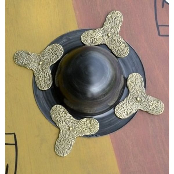 Deepeeka Viking rondschild draak