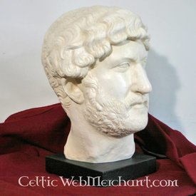 Buste af kejser Hadrianus