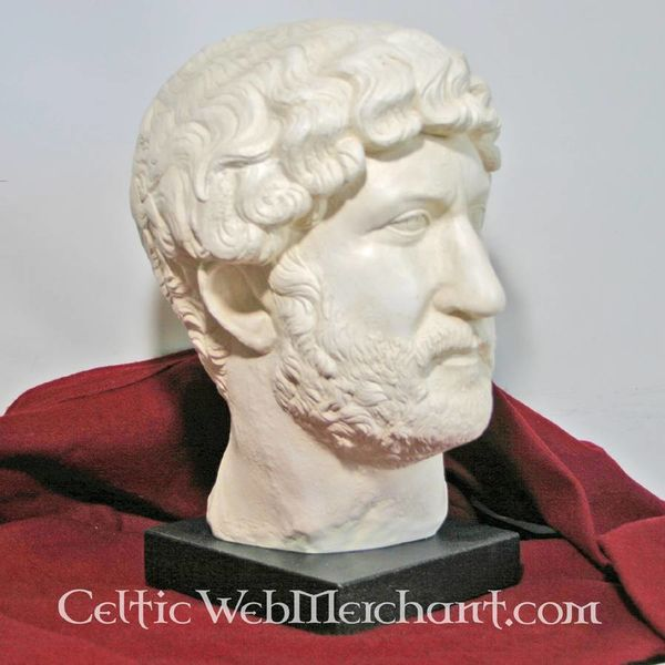 Bust kejser Hadrianus
