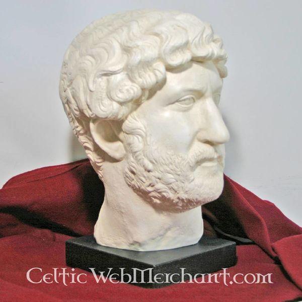 Busto imperatore Adriano