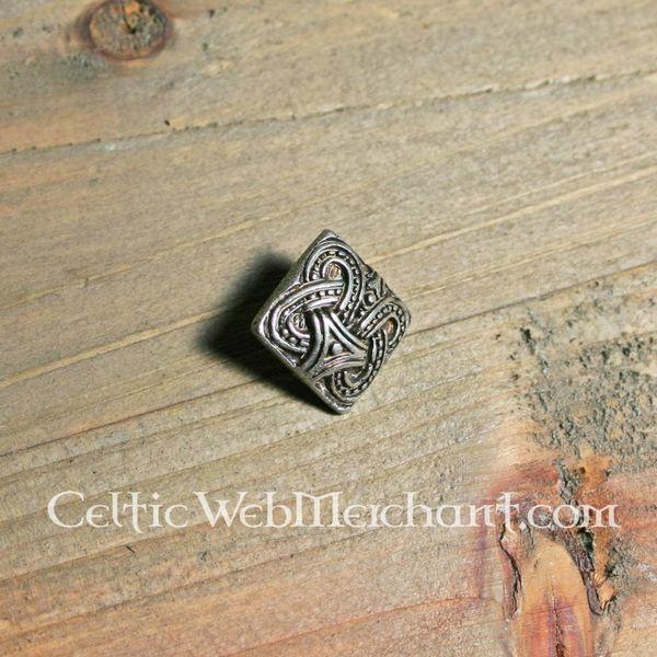 Viking bæltedekoration knude Borre stil