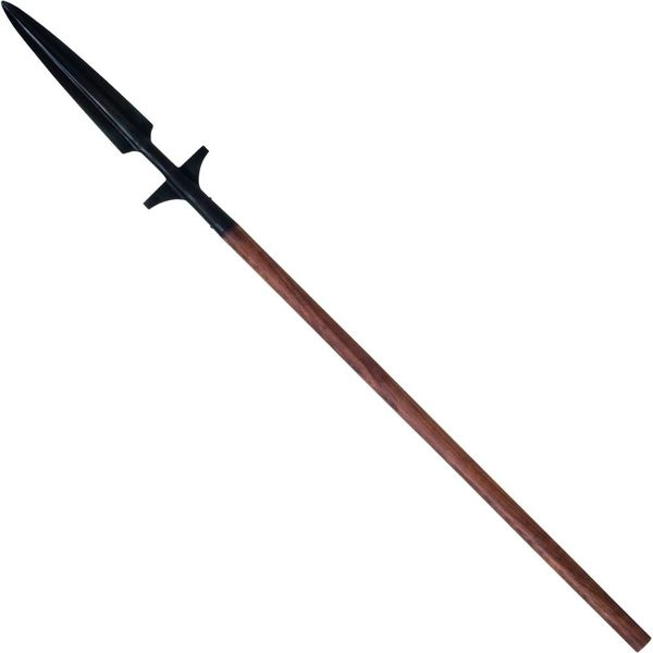 Viking spear with wings (demontable shaft)