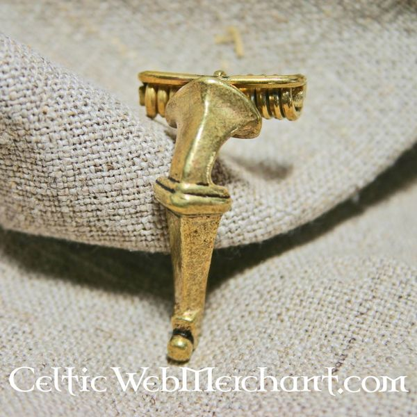 Roman crossbow fibula (40-70 AD)