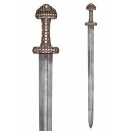 Miecz Wikingów, Isle of Eigg (Stal damasceńska)