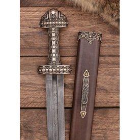 Deepeeka Viking sword, Isle of Eigg (Damascus steel)