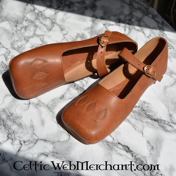 16de eeuwse Breedbek schoenen