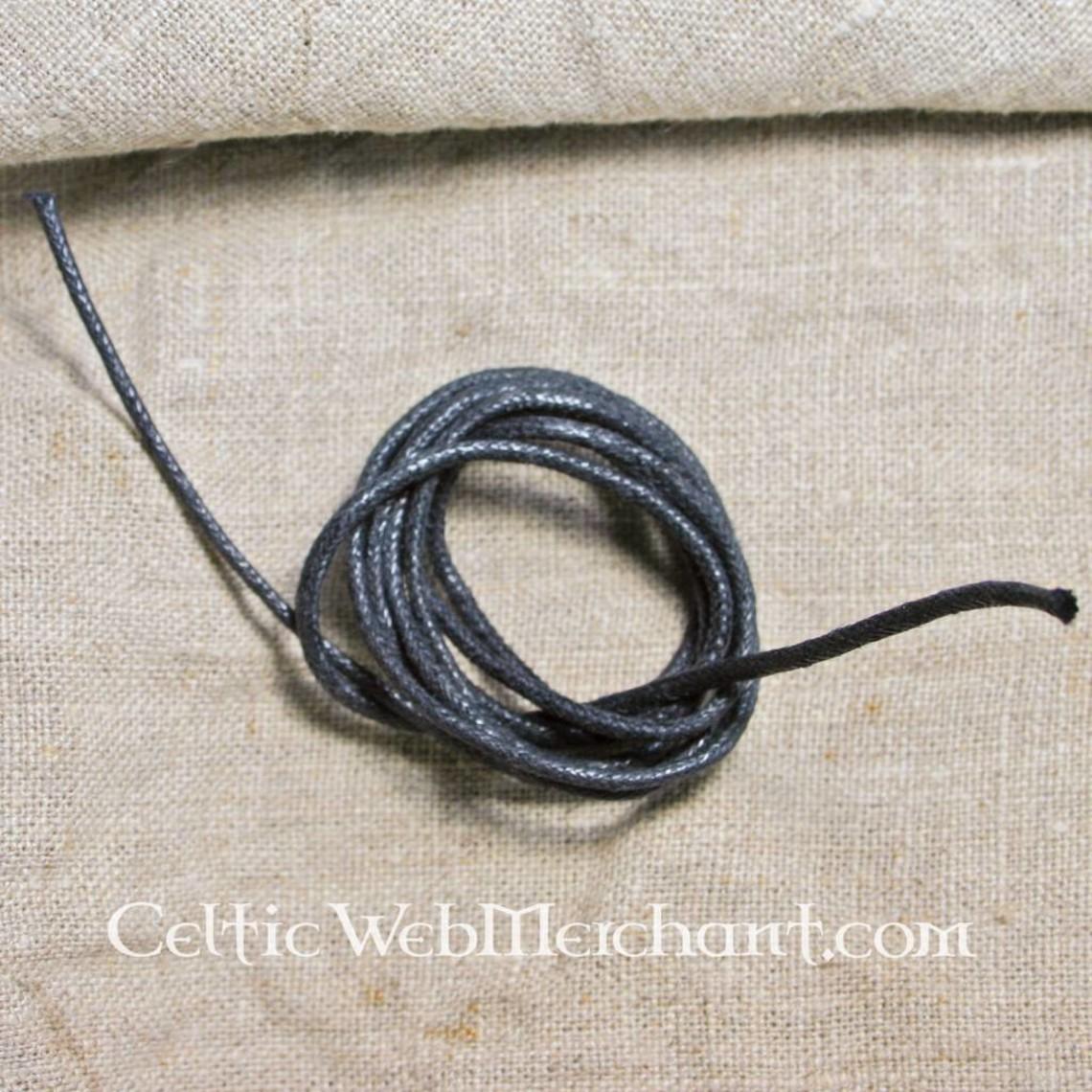Cordón de cuero para Pendientes