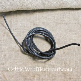 Leather cord for pendants