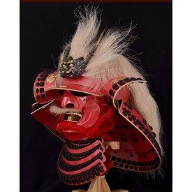 CAS Hanwei Takeda Shingen Kabuto helmet