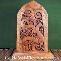 Houten runensteen