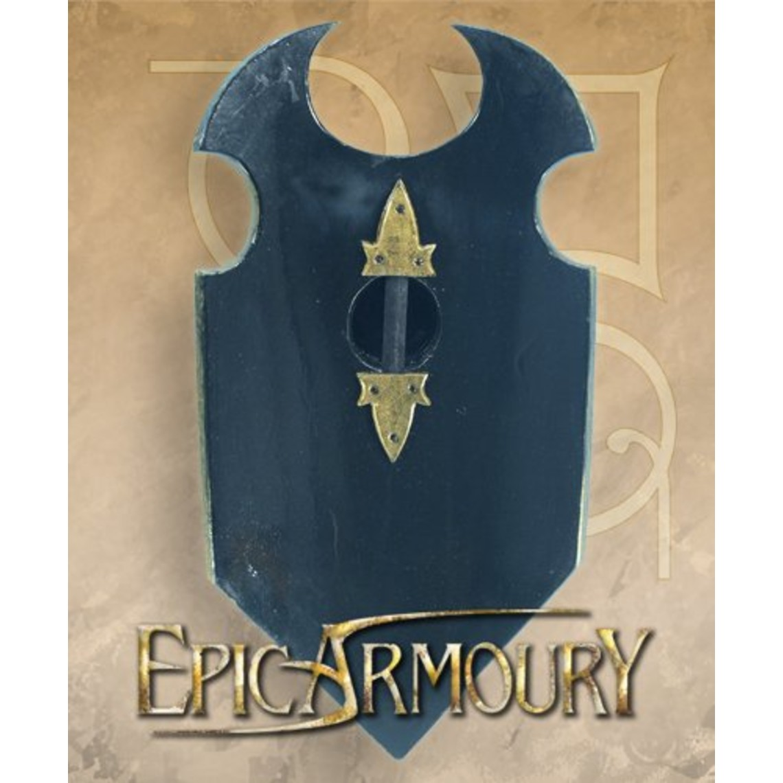 Epic Armoury Tarcza do LARP z Lorian
