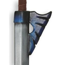 LARP zło walka mieczem