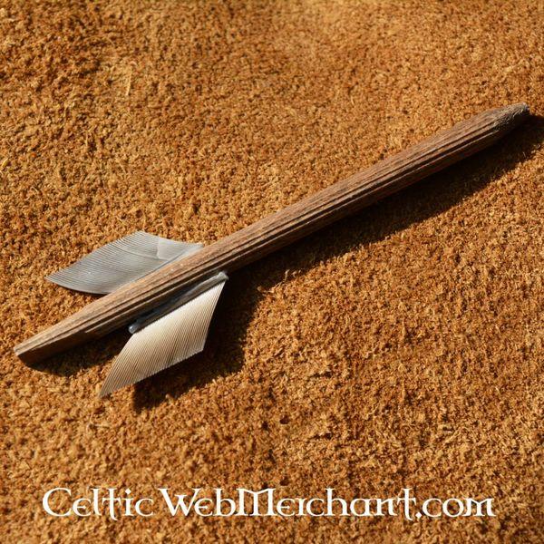 Kruisboogpijl 20,5 cm
