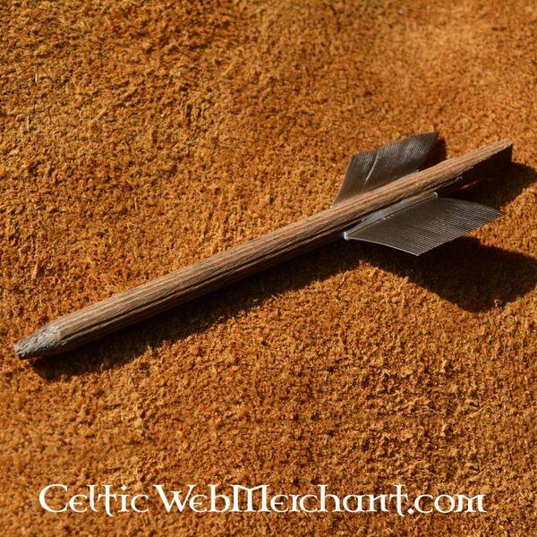 Dardo de ballesta 16,5 cm