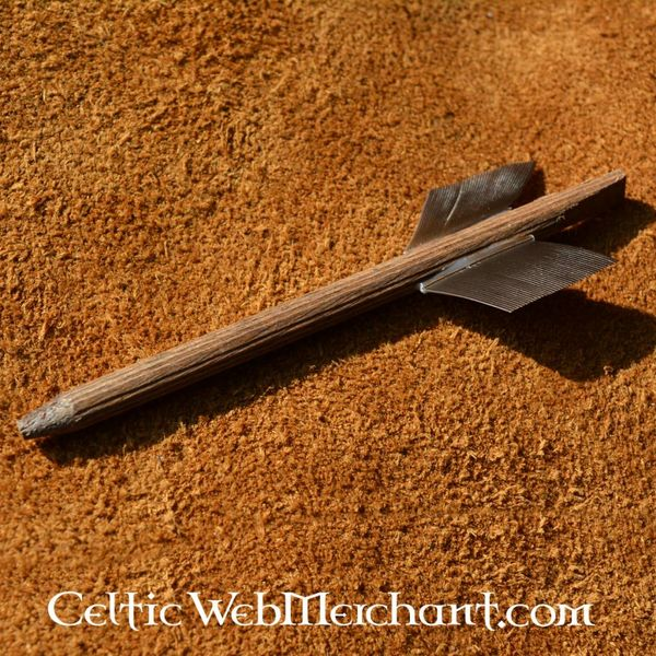 Dardo de ballesta 11 cm