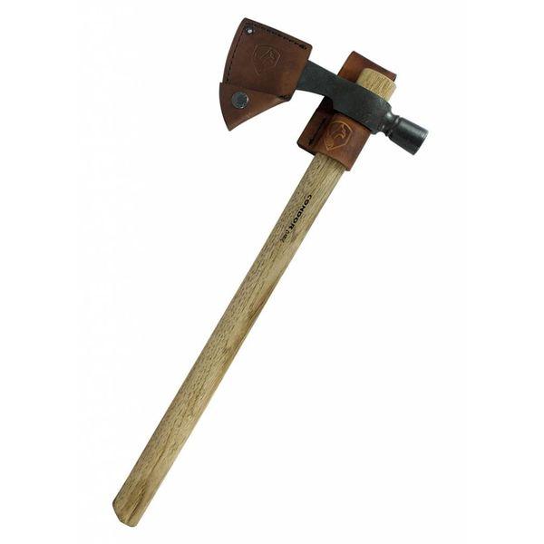 Condor Hacha de martillo de hammerhead indio