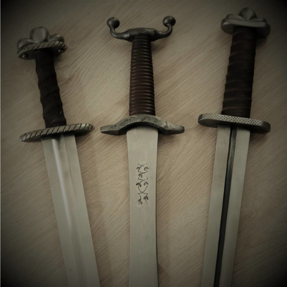 Servicio de afilado para espadas (+ 3 semanas)