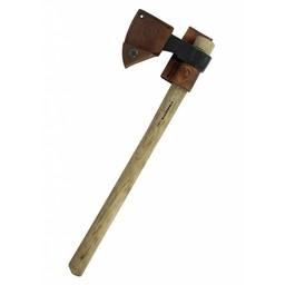 Viking throwing axe, large