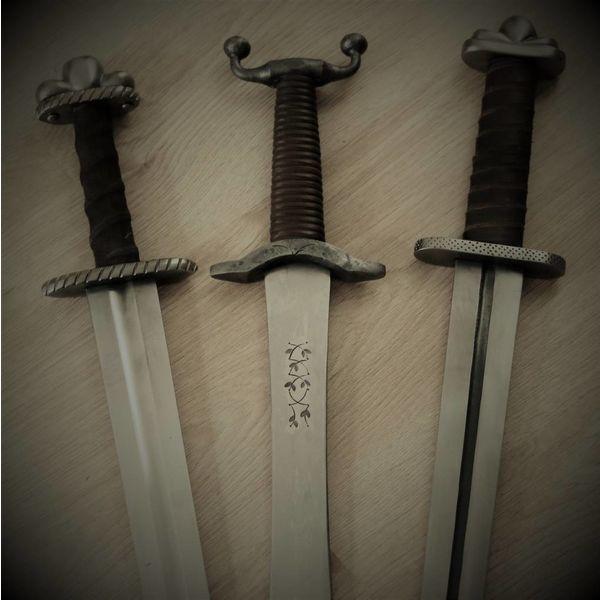 Espadas del servicio de Blunting (+3 semanas)