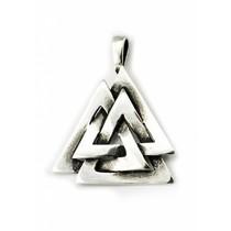 Zilveren Odinsknoop