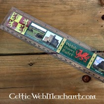 Celtic knife with bird motif