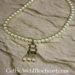Collar de perlas Anne Boleyn